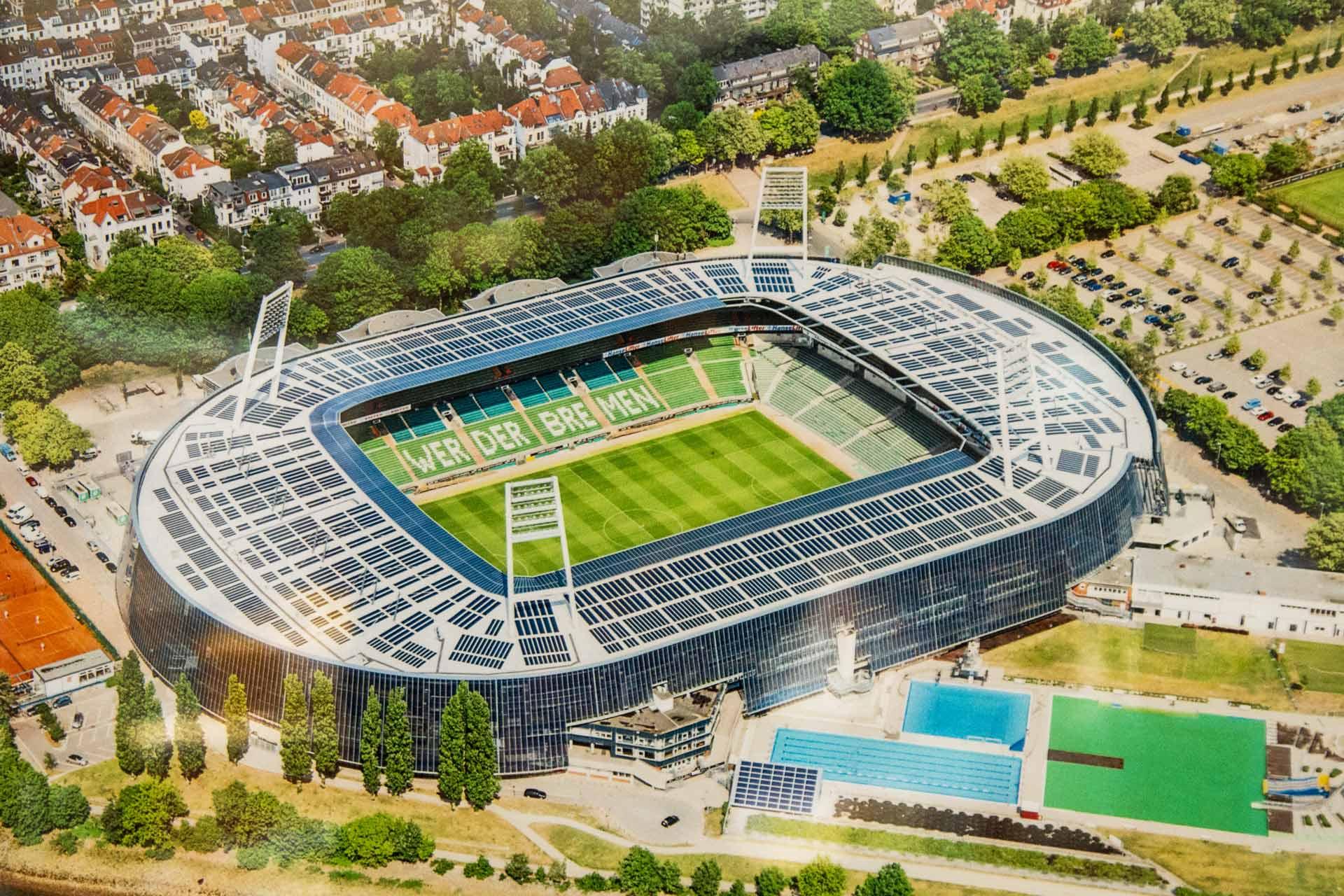 Weserstadion in Bremen